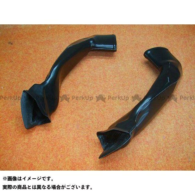 CBR1000RRファイヤーブレード クレバーウルフ エアーダクト(R/L)セット(黒FRP) CLEVERWOLF ドレスアップ・カバー