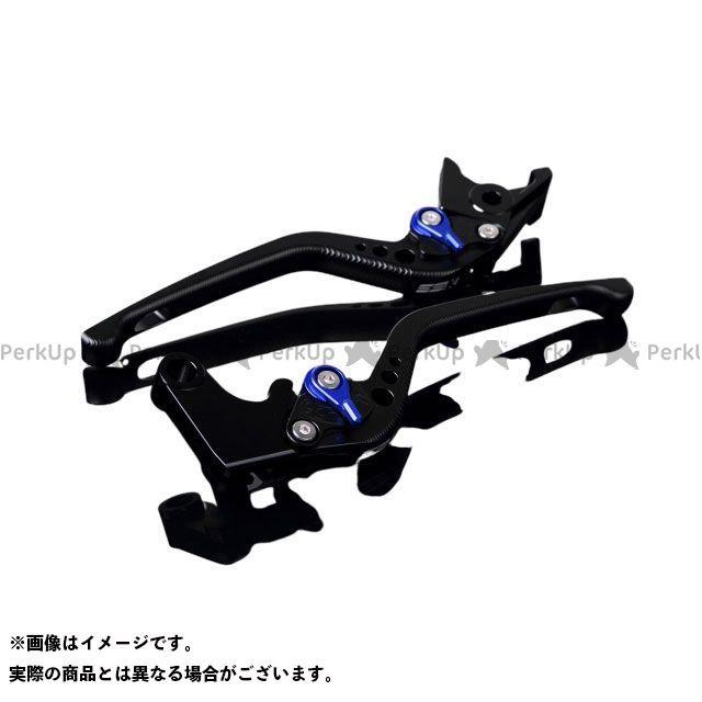 日本産 エスエスケー SSK レバー 選択 ハンドル 無料雑誌付き S1000R アジャスター:マットブルー S1000RR アルミビレットアジャストレバーセット レバー本体:マットブラック 3Dロング