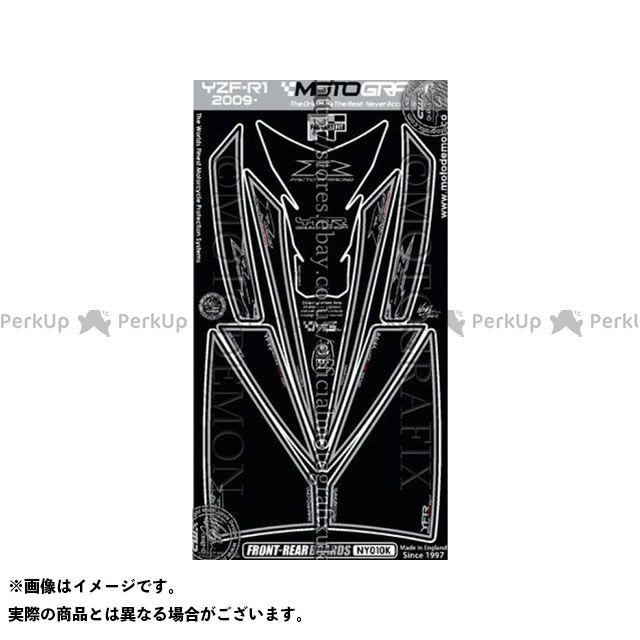 【エントリーで最大P21倍】MOTOGRAFIX YZF-R1 ドレスアップ・カバー ボディパッド Tankpad&Front&Rear ヤマハ タイプ:NY010K モトグラフィックス