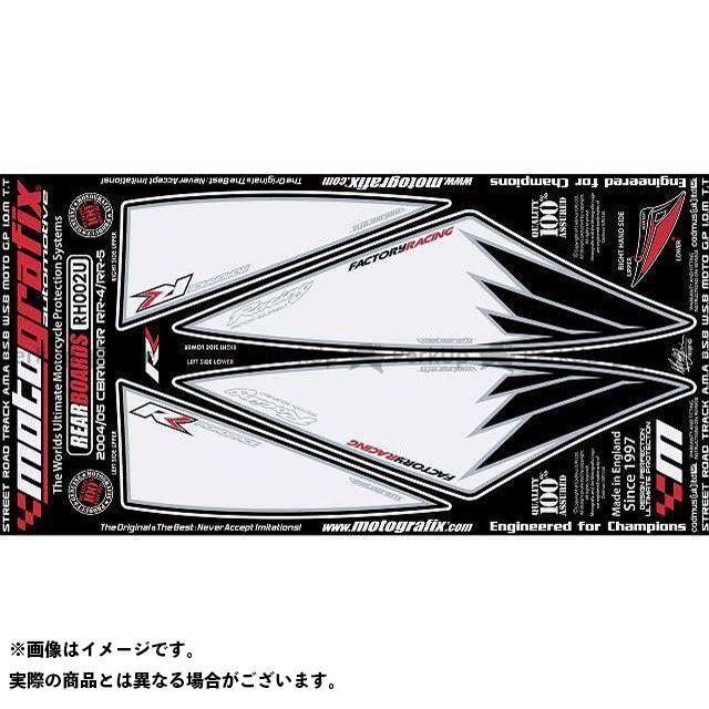 【エントリーで最大P21倍】MOTOGRAFIX CBR1000RRファイヤーブレード ドレスアップ・カバー RH002U ボディパッド Rear ホンダ モトグラフィックス