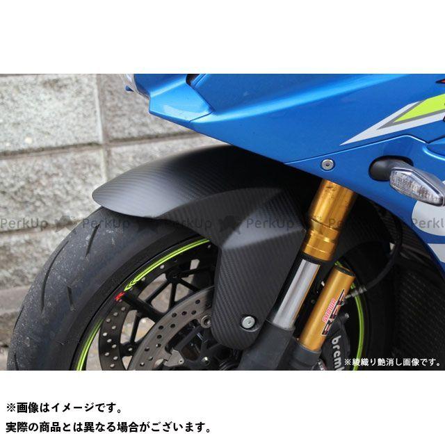 【特価品】エスエスケー GSX-R1000 フェンダー フロントフェンダー ドライカーボン 仕様:綾織り艶消し SSK