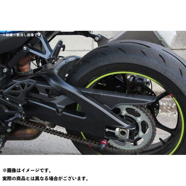 エスエスケー GSX-R1000 チェーン関連パーツ チェーンガード ドライカーボン 仕様:平織り艶消し SSK