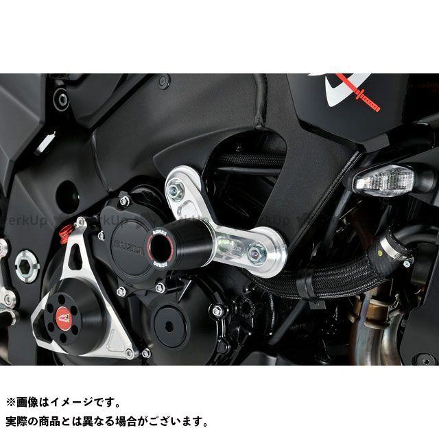 AGRAS カタナ スライダー類 レーシングスライダー エンジンハンガータイプ φ50 カラー:ジュラコン/ブラック タイプ:ロゴ無 アグラス