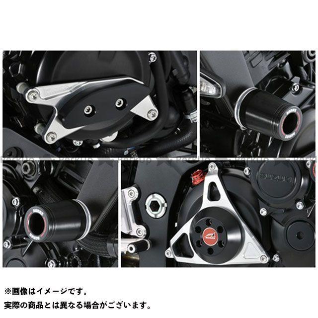 AGRAS カタナ スライダー類 レーシングスライダー 4点セット フレームφ50+ジェネレーターA+クラッチタイプ2 カラー:ジュラコン/ホワイト タイプ:ロゴ無 アグラス