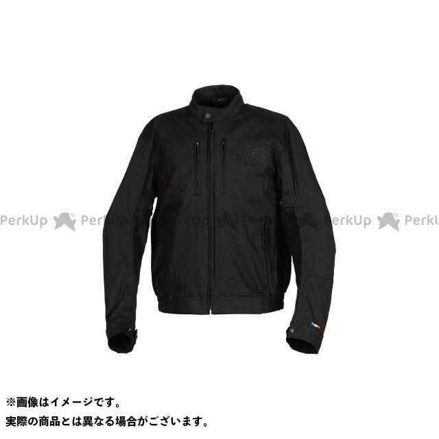 エルフ ライディングウェア ジャケット 2019春夏モデル EL-9221 コンフォートストレッチジャケット(ブラック) サイズ:LL elf riding wear