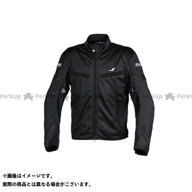 FLAGSHIP ジャケット 2019春夏モデル FJ-S195 スマートライドメッシュジャケット(ブラック) サイズ:L FLAGSHIP