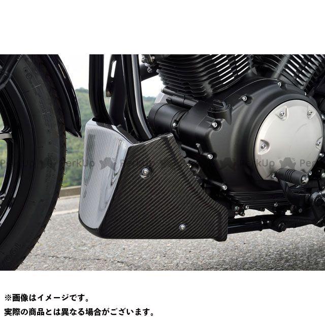 【特価品】Magical Racing ボルト カウル・エアロ アンダーカウル 材質:FRP製・黒 マジカルレーシング