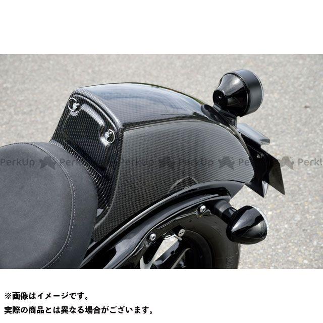 【特価品】Magical Racing ボルト ドレスアップ・カバー タンデムシートカバー 材質:綾織りカーボン製 マジカルレーシング