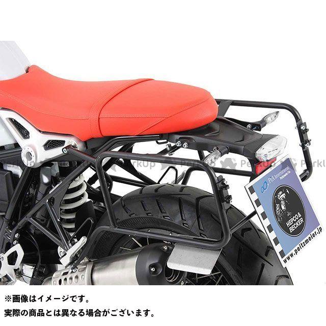 HEPCO&BECKER Rナインティ Rナインティ ピュア Rナインティ アーバンG/S ツーリング用バッグ サイドケースホルダー ヘプコアンドベッカー