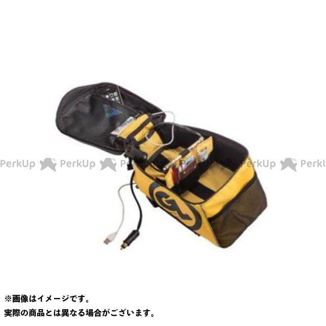 【エントリーで更にP5倍】ジャイアントループ ツーリング用バッグ ファンダンゴ プロ タンクバッグ(イエロー) Giant Loop