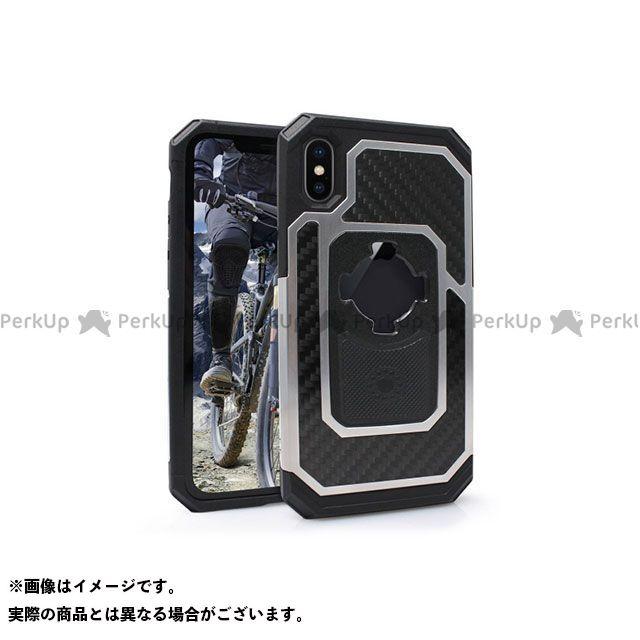 ロックフォーム 小物・ケース類 スマートフォンケース iPHone XS/X アルミニウムケース Fuzion Pro アルミニウム Rokform