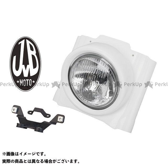 KEDO MT-07 ヘッドライト・バルブ JvB Moto ヘッドライト&カバーキット