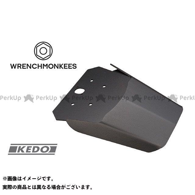 【エントリーで最大P21倍】KEDO XSR900 フェンダー WRENCHMONKEES アルミ製テールフェンダー KEDO(JVB)
