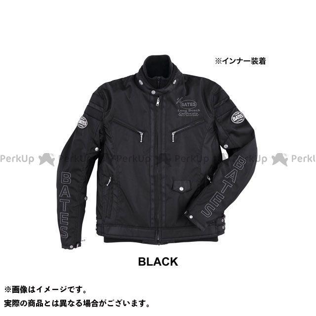BATES ジャケット 2019-2020秋冬モデル BJ-NA1952TT ナイロンジャケット(ブラック) サイズ:XXL ベイツ