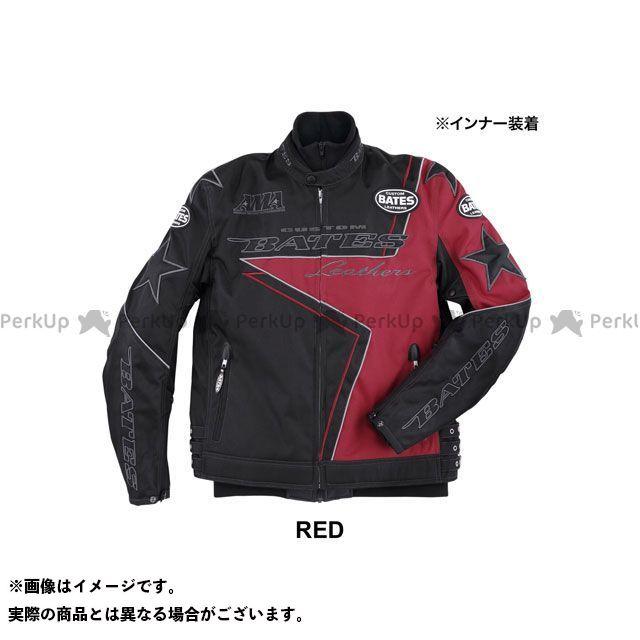 BATES ジャケット 2019-2020秋冬モデル BJ-NA1953SP ナイロンジャケット(レッド) サイズ:XXL ベイツ