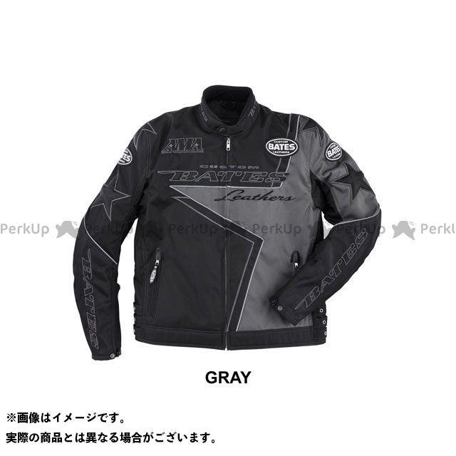 BATES ジャケット 2019-2020秋冬モデル BJ-NA1953SP ナイロンジャケット(グレー) サイズ:XXL ベイツ