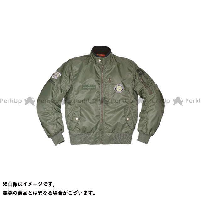 ラフアンドロード ジャケット RR7694 MA-1R FP(セージグリーン) サイズ:L ラフ&ロード