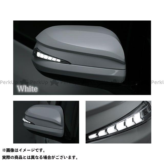 【エントリーで更にP5倍】AVEST ライト・ランプ Vertical Arrow-TypeZs LSセパレートスタイル アルファード/ヴェルファイア20 ドアミラー カラー:9AF塗装 アベスト