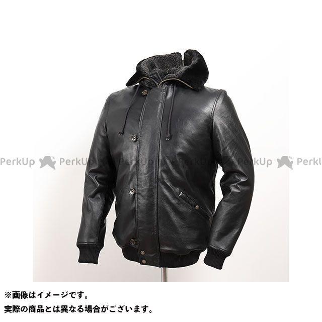 デグナー ジャケット 2019-2020秋冬モデル 19WJ-11 シープレザージャケット(ブラック) サイズ:2XL DEGNER