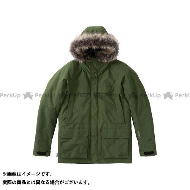 GOLDWIN ジャケット 2019-2020年秋冬モデル GSM22952 GWM ゴアテックスインフィニアム フーデッドジャケット(オリーブドラブ) サイズ:M ゴールドウイン