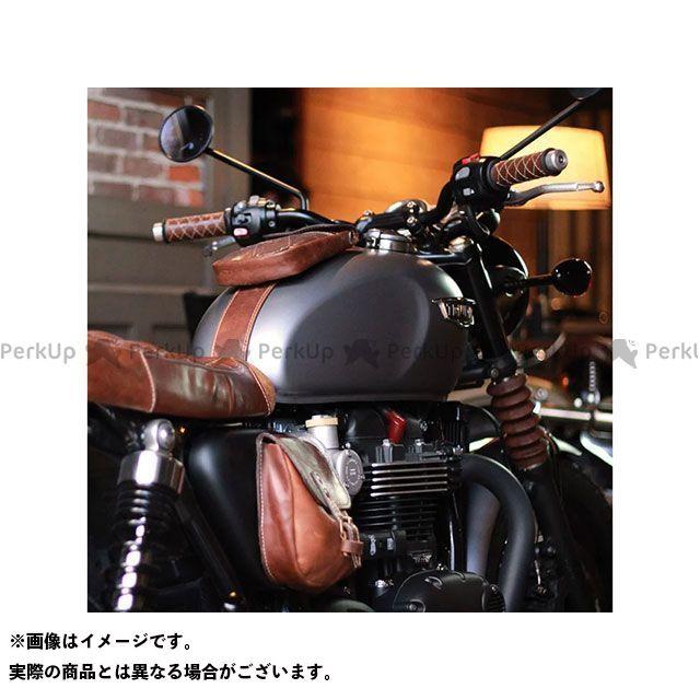 送料無料 ビートラッド BEE TRAD ツーリング用バッグ ツーリング用品 カラー:Black ショッピング タンクバッグ エントリーで最大P19倍 レザータンクバンド