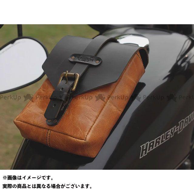 ビートラッド ツーリング用バッグ CityRide Tank Poach カラー:Tan BEE TRAD