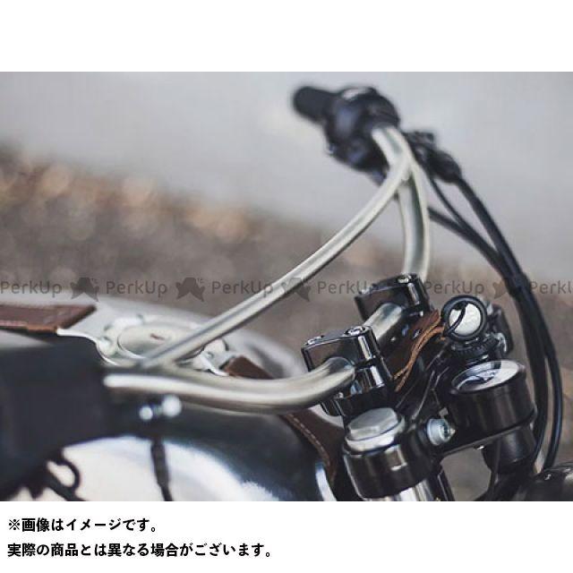 【エントリーで更にP5倍】ビートラッド 汎用 ハンドル関連パーツ スクランブラー ハンドル 1inch BEE TRAD