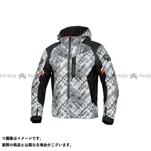 FLAGSHIP ジャケット 2019-2020秋冬モデル FJ-W194 アドバンスドGPCパーカー(グレー) サイズ:L FLAGSHIP