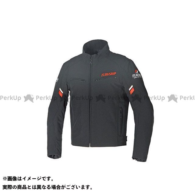 FLAGSHIP ジャケット 2019-2020秋冬モデル FJ-W195 ファストストレッチジャケット(レッド) サイズ:M FLAGSHIP