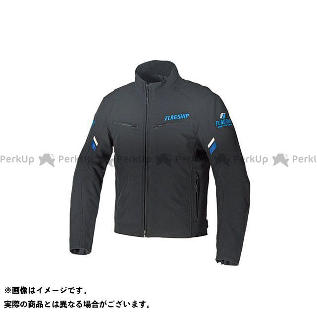 FLAGSHIP ジャケット 2019-2020秋冬モデル FJ-W195 ファストストレッチジャケット(ブルー) サイズ:LL FLAGSHIP