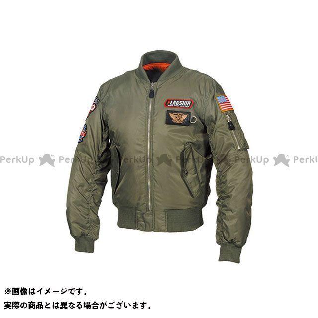 FLAGSHIP ジャケット 2019-2020秋冬モデル FJ-W196 パーソナルMA-1(カーキ) サイズ:L FLAGSHIP