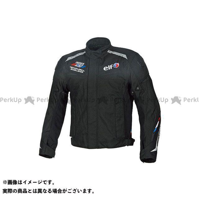 エルフ ライディングウェア ジャケット 2019-2020秋冬モデル EL-9242 WPツーリスモジャケット(ブラック) サイズ:M elf riding wear