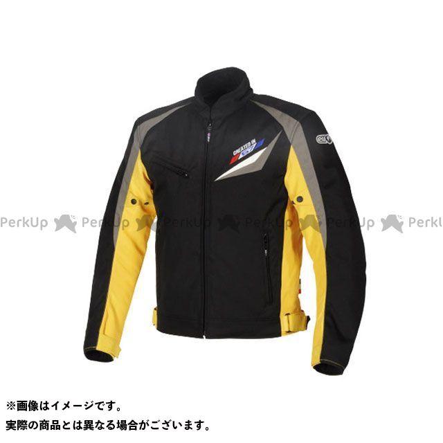 エルフ ライディングウェア ジャケット 2019-2020秋冬モデル EL-8241 スヴェルトジャケット(イエロー) サイズ:LW elf riding wear