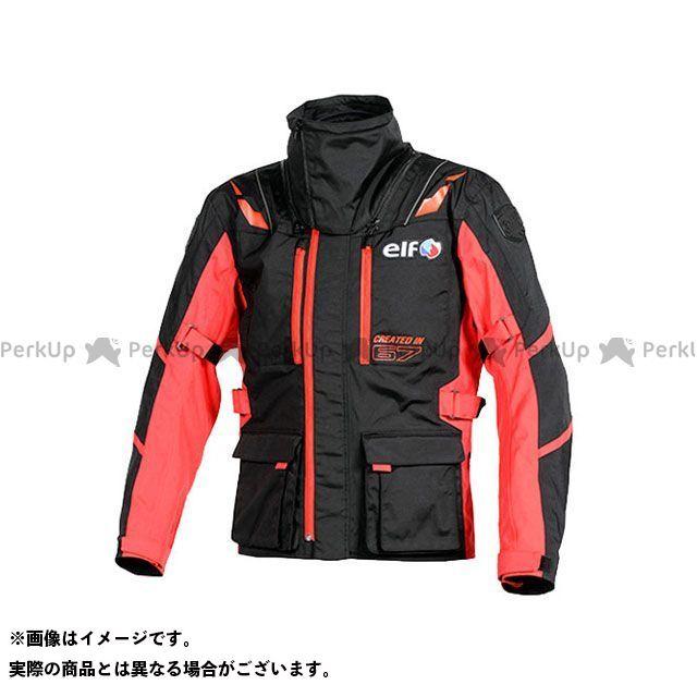 エルフ ライディングウェア ジャケット EL-8244 アッベントゥーレロングジャケット(レッド) M elf riding wear