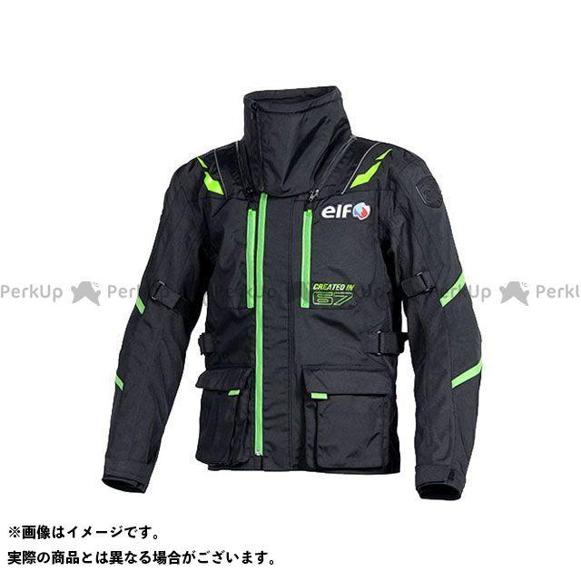 エルフ ライディングウェア ジャケット EL-8244 アッベントゥーレロングジャケット(グリーン) サイズ:M elf riding wear