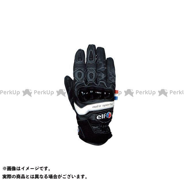 エルフ ライディングウェア ライディンググローブ 2019-2020秋冬モデル ELG-9285 スポルトグローブ(ブラック&ブラック) サイズ:LL elf riding wear