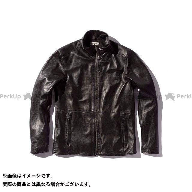 カドヤ ジャケット 2019-2020秋冬モデル ALTER KEIS No.1205 MID RIDERS LONG(ブラック) サイズ:S KADOYA