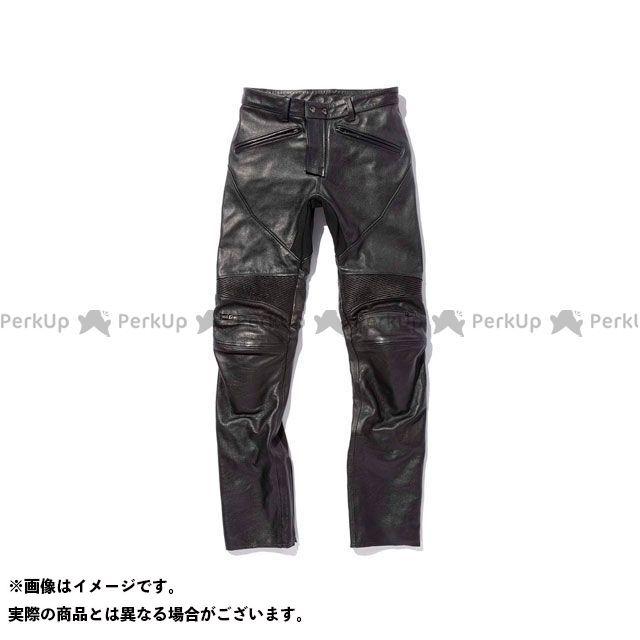 カドヤ パンツ 2019-2020秋冬モデル K'S LEATHER No.2273 BRAWLER PANTS(ブラック) L KADOYA