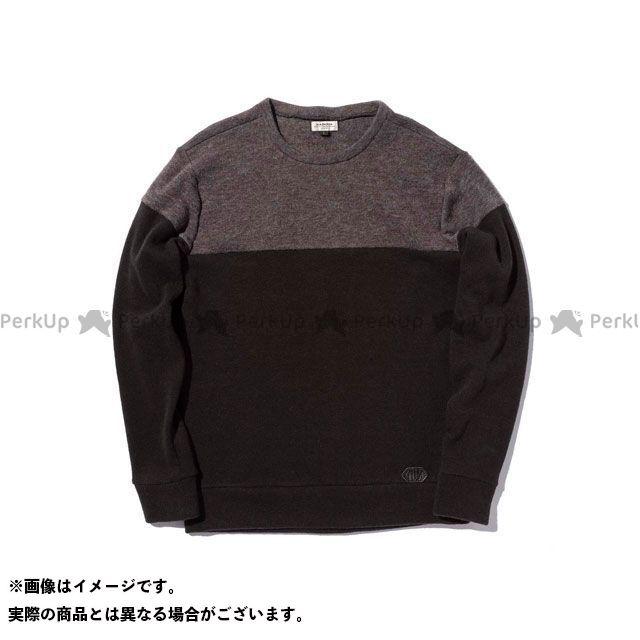 カドヤ カジュアルウェア 2019-2020秋冬モデル ALTER KEIS No.6252 INTHERMO(ブラック/グレー) サイズ:LL KADOYA