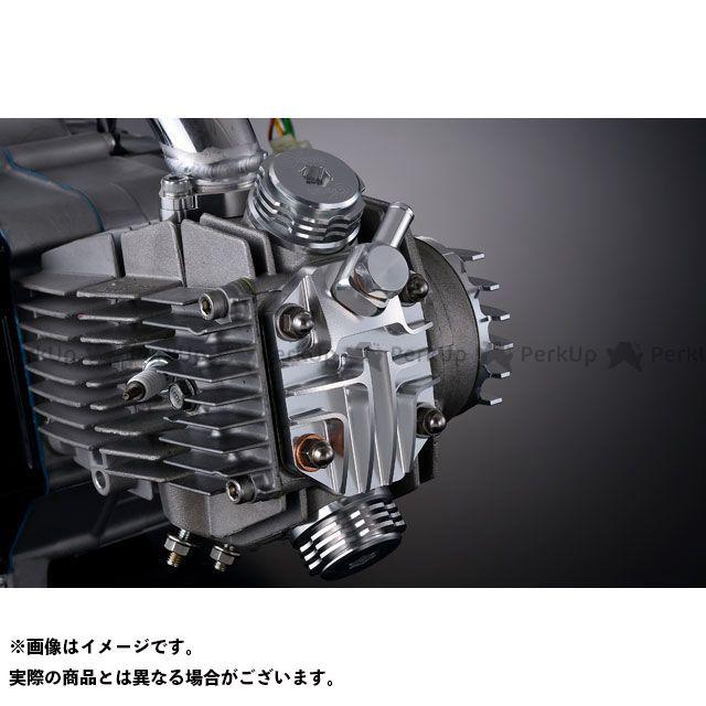 ジークラフト ゴリラ モンキー エンジンカバー関連パーツ ヘッドカバー タイプ2(オイル取り出し口付き) Gクラフト