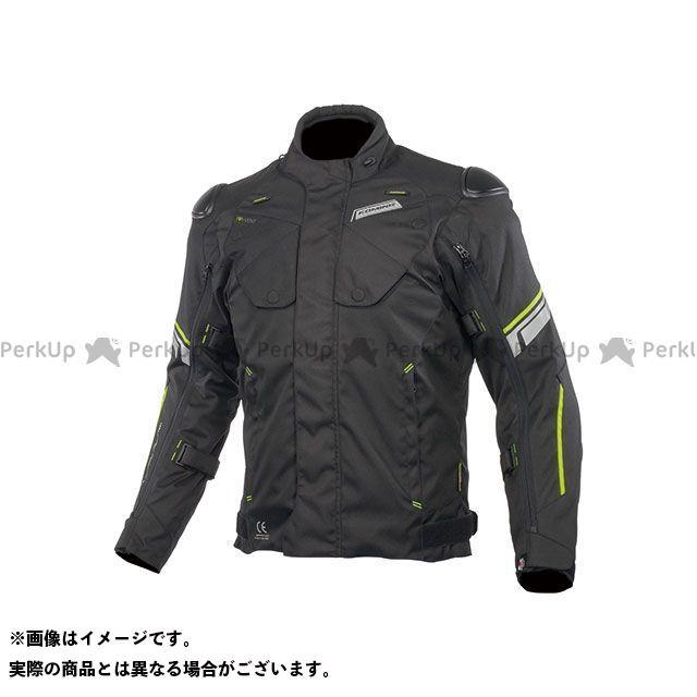 KOMINE ジャケット 2019-2020秋冬モデル JK-598 プロテクトフルイヤージャケット(ブラック) サイズ:L コミネ