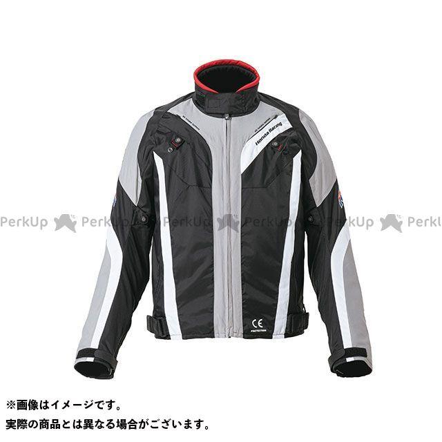ホンダ ジャケット HRC 2019-2020秋冬モデル 3シーズングラフィックブルゾン(グレー) サイズ:L Honda