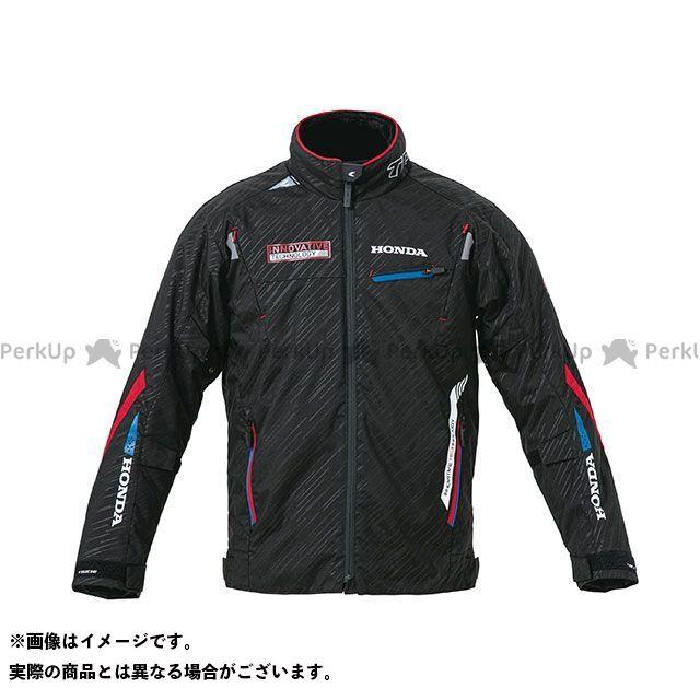 ホンダ ジャケット Honda×RSタイチ 2019-2020秋冬モデル レーサーオールシーズンジャケット(トリコロール) サイズ:L Honda