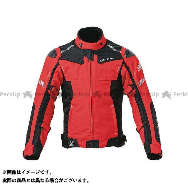 ホンダ ジャケット Honda 2019-2020秋冬モデル オールシーズンカーボンジャケット(レッド) サイズ:L Honda