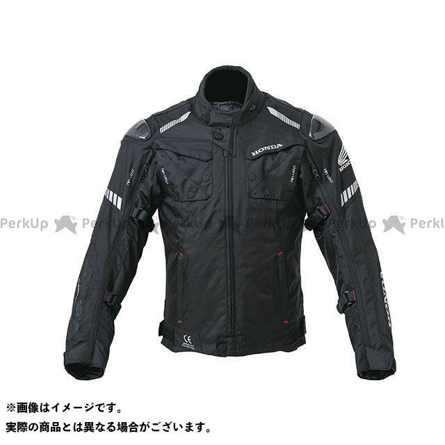 ホンダ ジャケット Honda 2019-2020秋冬モデル オールシーズンカーボンジャケット(ブラック) サイズ:LL Honda