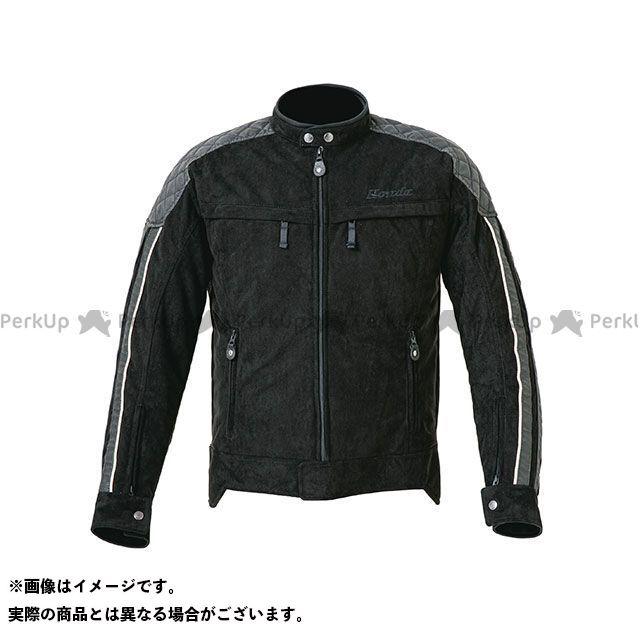 ホンダ ジャケット Honda CLASSICS 2019-2020秋冬モデル ネイキッドスムースジャケット(ブラック) サイズ:M Honda