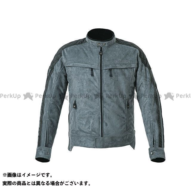 ホンダ ジャケット Honda CLASSICS 2019-2020秋冬モデル ネイキッドスムースジャケット(グレー) サイズ:LL Honda