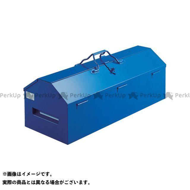 TRUSCO 作業場工具 ジャンボ工具箱 600×280×326 ブルー  TRUSCO