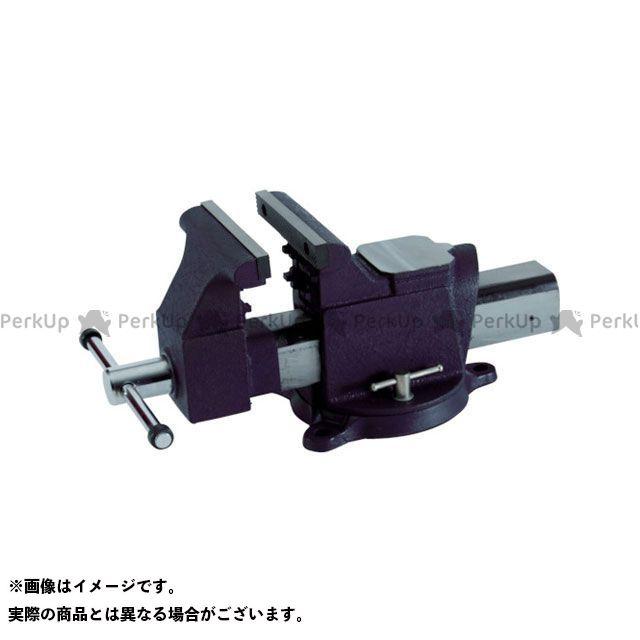 TRUSCO 作業場工具 回転台付アンビルバイス クイックタイプ 200mm TRUSCO