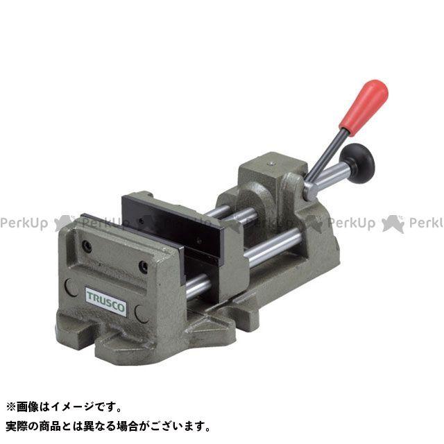 TRUSCO 作業場工具 クイックグリップバイス F型 100mm  TRUSCO